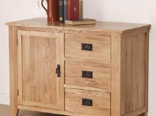出口家具原单实木【餐边柜】田园/欧式/柞木橡木,收纳柜,