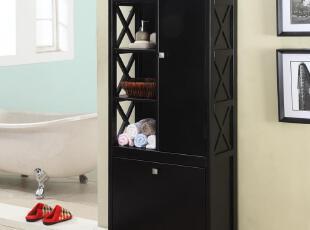 【新品】喜梦宝松木家具 环保实木斗柜 客厅储藏柜,收纳柜,