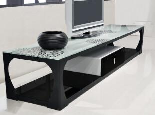 尚美家具 时尚 简约 现代 玻璃 电视柜 地柜 FY019  包邮,收纳柜,