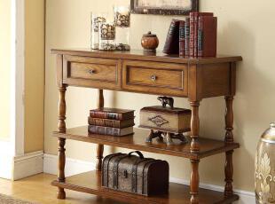 书桌 书柜 简约 实木 组合 玄关 田园 书架 电脑桌 热卖 地中海,收纳柜,