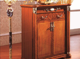 欧式品牌/ 沙比利系列/ 实木鞋柜 508,收纳柜,