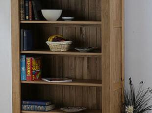 实木书柜 书架 进口白橡木家具非柞木家具 欧式家具,收纳柜,