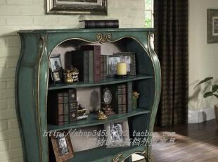 外贸出口-美式家具杂志柜 收纳柜 储物柜-边柜书柜257降价促销,收纳柜,