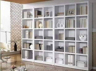 超大容量 书柜 书架 宜家 加厚 自由组合储物柜,收纳柜,