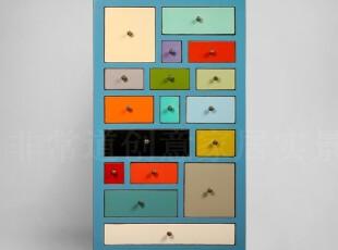 非常道原创新古典家具边柜斗柜玄关柜餐边柜[迷]系列[彩藏],收纳柜,