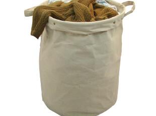 环保特价日式加厚帆布桶/杂物箱/收纳筐/收纳箱/脏衣篓/整理箱,收纳箱,