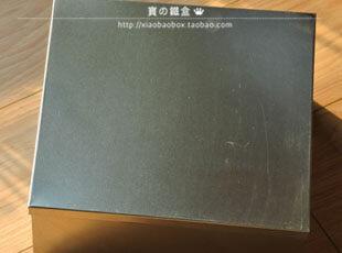 复古素铁 大号|直角盒|铁盒|收纳盒|收纳箱|本色|无印良品|Zakka,收纳箱,