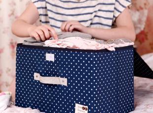 纳衣阁 衣物收纳箱 衣物收纳箱大码 收纳盒 有盖  收纳箱大码,收纳箱,