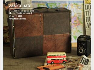 欧美风 2011上海时装周手提箱 旅行箱 木质收纳箱 行李箱 道具,收纳箱,