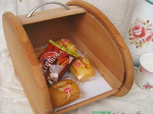 Lasion 出口原单 正品 进口榉木  面包箱 收纳箱 2个尺寸,收纳箱,