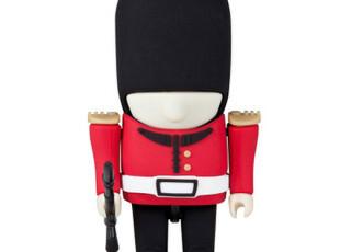 正品台湾Bone Queen's Guard限量奥运英国卫兵卡通8G创意U盘 优盘,数码周边,