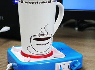 『韩国网站代购』USB桌面茶水饮料电热保温炉,数码周边,