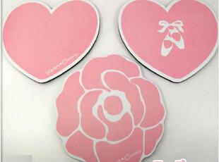 『韩国网站代购』甜蜜的色彩 三款粉色鼠标垫,数码周边,