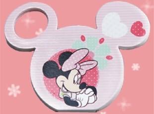 正品 Disney/迪士尼 创意可爱卡通U盘 精灵卡 4G/4GB 米妮,数码周边,