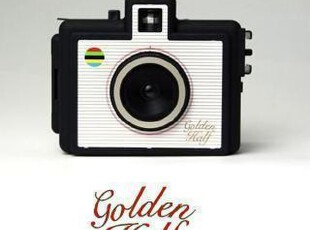 皇冠 潼游社 LOMO日本原装正品 Goldenhalf 半格相機 特价,数码周边,