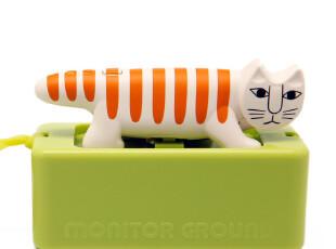 心动!至萌小猫数码相机Necono Digital Camera【日本superheadz】,数码周边,
