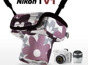 尼康1 V1相机包 V1包 V1相机含30-110mm f/3.8-5.6镜头 专用包,数码周边,