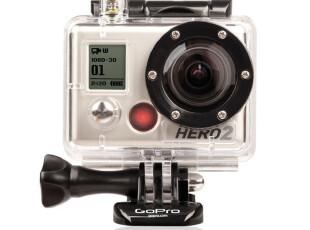 【包顺丰】GoPro HD Hero2户外版赛车版GoPro2高清1080运动摄像机,数码周边,