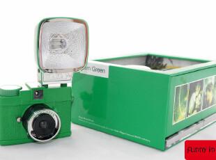 Lomo相机官方 Diana mini Fern Green 西瓜绿 特别版送胶卷,数码周边,