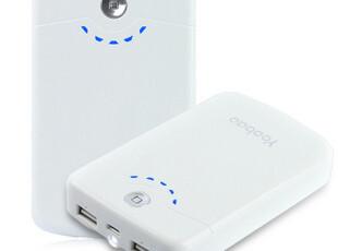 羽博 苹果手机移动电源 移动充电器iphone4s充电宝 电池11200毫安,数码周边,