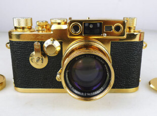 黄金版leica IIIG+50mm F2 缩头,数码周边,