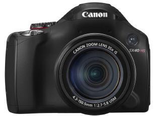 【狂暑季】Canon佳能数码相机SX40HS正品行货佳能SX40 最长焦,数码周边,