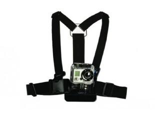 GoPro HD Hero 2 胸带胸前固定肩带Chest Mount Harness,数码周边,