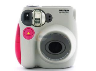 FUJIFILM 富士 instax mini 7s 粉色拍立得相机,数码周边,