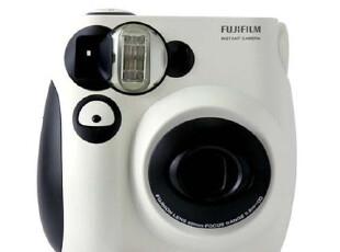 富士正品 拍立得  MINI7S 熊猫版拍立得相机 一次成像 立拍得 7S,数码周边,