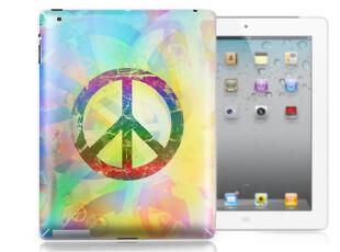 包邮 the new ipad2 ipad3 个性创意贴纸 反战 背贴膜 多款 配件,数码周边,