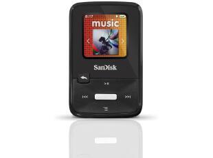 【美国直邮】运动型mp3最新上市SanDisk Sansa Clip Zip(8G),数码周边,