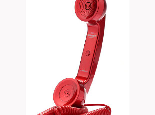 DBEST复古popphone iphone苹果手机防辐射听筒磨砂款 座机,数码周边,