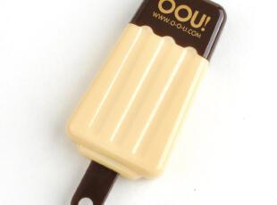 创意!雪糕/冰棍U盘(4GB)双色巧克力金箔U-B22-4G【中国OOU!】,数码周边,
