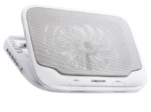 正品酷奇 笔记本散热器14寸 电脑散热器散热架15 15.6 静音散热垫,数码周边,