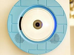 乐动壁挂CD机壁挂式CD音响插卡音箱U盘SD卡遥控早教胎教机,数码周边,