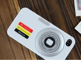 iTake icamera 苹果iphone4 4s照相机造型保护套 手机套 硅胶套,数码周边,