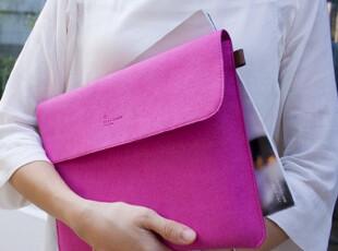 猪娃礼物 正品授权zakka 彩色鹿皮绒系列 简约IPAD保护套 保护包,数码周边,