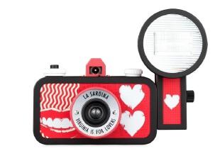 Lomo相机中国总代理LaSardina VirginiaisforLovers情人節特別版,数码周边,