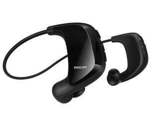 飞利浦Action 4G 头戴式跑步运动型MP3播放器 防溅水防震 双无损,数码周边,