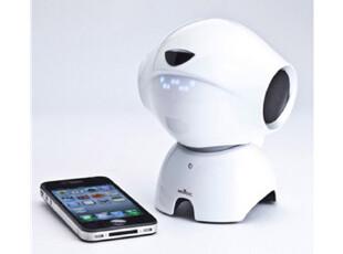 MOGIC魔杰蓝牙音箱 迷你太空狗 iphone4s音响 htc通用2012新品,数码周边,
