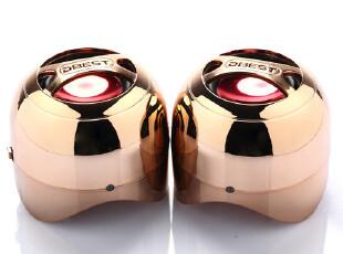 迷你小音箱 DBEST 立体声 一对 便携式迷你 电脑手机音响 PS4003,数码周边,