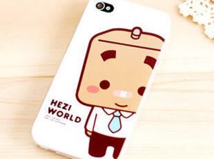 原装正品 张小盒iPhone4/4s 卡通动漫彩雕外壳 品牌款 手机套,数码周边,