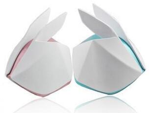 包邮 幻响i-mu 折纸兔共振音响 笔记本音箱 创意 usb迷你小音箱,数码周边,