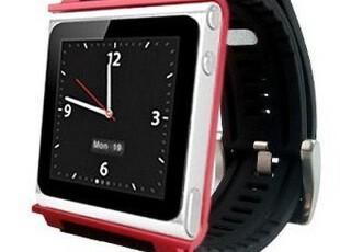 新款正品 机乐堂tunewear原装 iPod nano6 手表带 腕表带 保护套,数码周边,