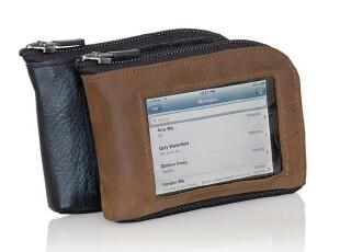 美国进口 拉链钱包式iPhone 4/4S保护套iPhone Wallet,数码周边,