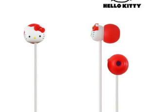 Hello Kitty 原装线控耳机苹果 iphone4 4s 3GS 带麦克风耳机正品,数码周边,