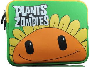 苹果 iPad2 内胆包 保护套植物大战僵尸 ipad3保护壳便携包收纳包,数码周边,