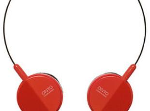 铁三角 ATH-ON3(ONTO)时尚头戴耳机 红色 特价,数码周边,