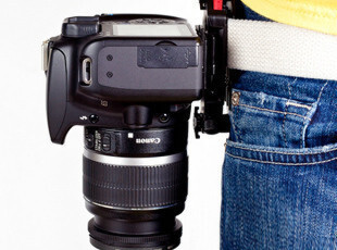 包邮美国进口【Capture Camera Clip】单反相机快挂快装板 可腰带,数码周边,