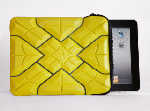美国进口 G-Form钢铁侠战衣样式iPad/2保护套Extreme Sleeve,数码周边,